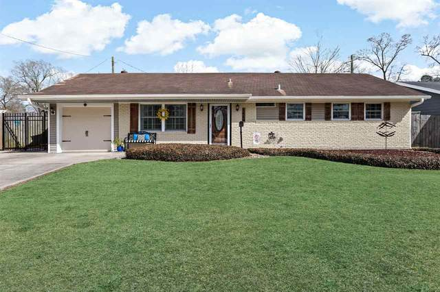 1440 Mimosa Lane, Beaumont, TX 77706 (MLS #218189) :: Triangle Real Estate
