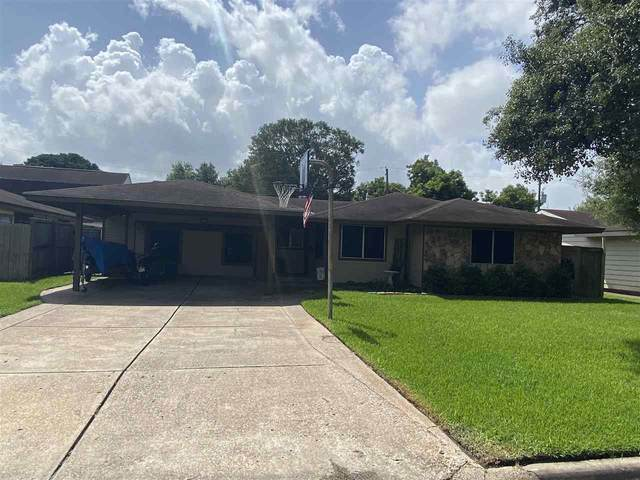 3507 Ave. L, Nederland, TX 77627 (MLS #218211) :: Triangle Real Estate