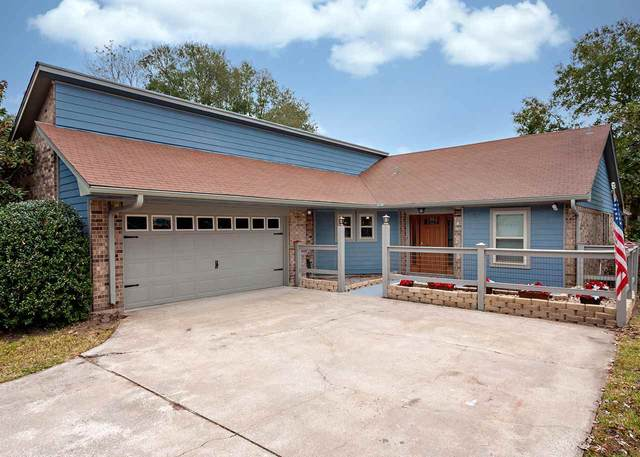 6620 Forest Trail Cir, Beaumont, TX 77713 (MLS #218215) :: Triangle Real Estate