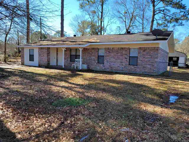 1525 Roosevelt Dr., Silsbee, TX 77656 (MLS #218230) :: Triangle Real Estate