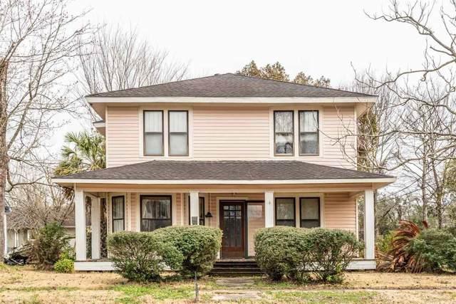 808 6th Street, Orange, TX 77630 (MLS #218235) :: Triangle Real Estate