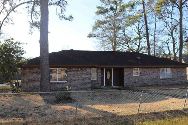110 Camelia, Lumberton, TX 77657 (MLS #218239) :: Triangle Real Estate