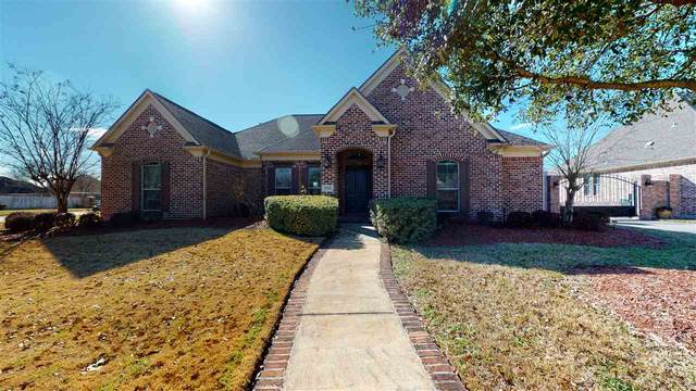 2535 Amberwood Dr, Beaumont, TX 77713 (MLS #218275) :: Triangle Real Estate