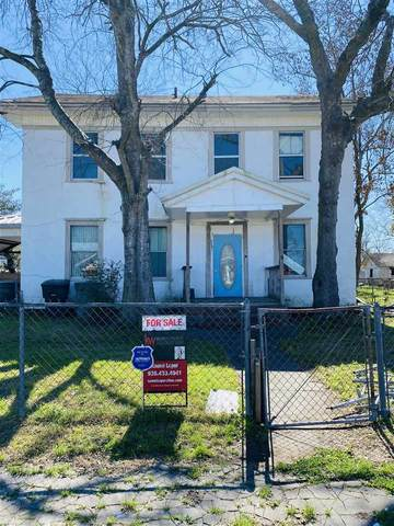 2187 Franklin St, Beaumont, TX 77701 (MLS #218293) :: Triangle Real Estate