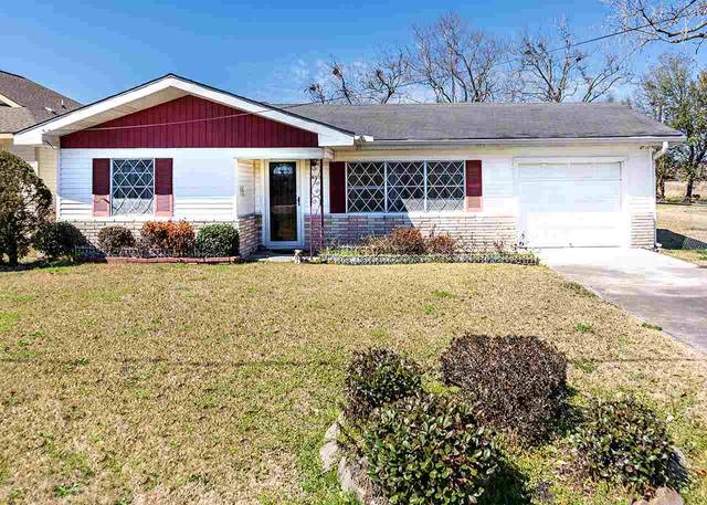 419 19th St, Port Arthur, TX 77640 (MLS #218299) :: Triangle Real Estate