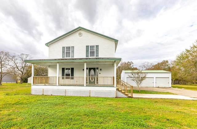7974 Fm 365, Beaumont, TX 77705 (MLS #218308) :: Triangle Real Estate