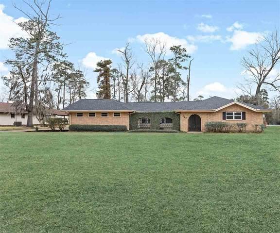 242 W Pineshadow, Sour Lake, TX 77659 (MLS #218315) :: TEAM Dayna Simmons