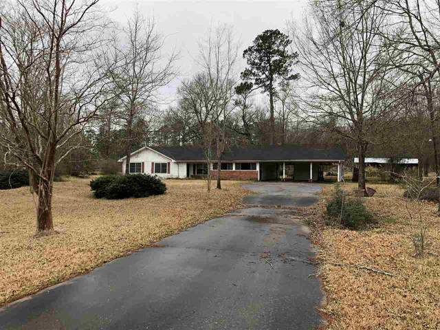 3370 Evangeline Dr, Vidor, TX 77662 (MLS #218323) :: Triangle Real Estate
