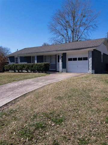 211 Redbud, Silsbee, TX 77656 (MLS #218331) :: Triangle Real Estate
