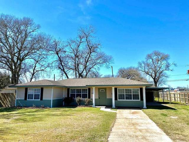 2224 13TH ST, Port Neches, TX 77651 (MLS #218336) :: Triangle Real Estate