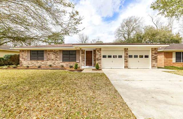 2895 Wier Dr, Beaumont, TX 77706 (MLS #218421) :: Triangle Real Estate