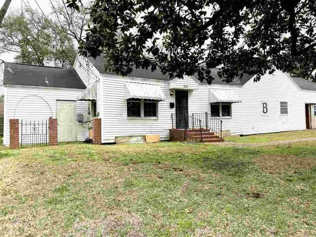 212 N 23rd Street, Nederland, TX 77627 (MLS #218480) :: Triangle Real Estate