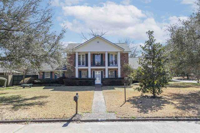 68 Ave Of The Oaks, Beaumont, TX 77707 (MLS #218495) :: Triangle Real Estate