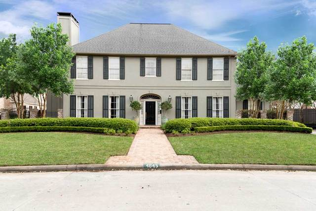 4845 Christina Ln, Beaumont, TX 77706 (MLS #218604) :: Triangle Real Estate