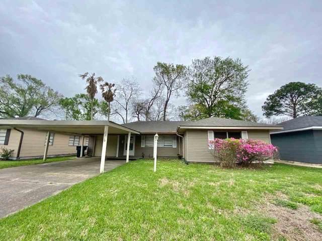 2319 Helena Avenue, Nederland, TX 77627 (MLS #218742) :: Triangle Real Estate