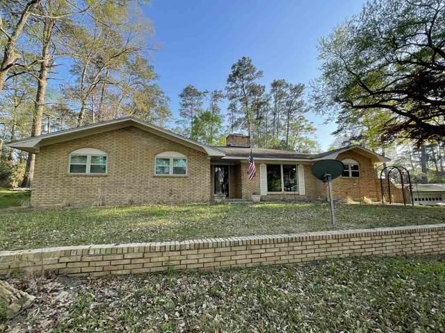 605 Pearl St, Jasper, TX 75951 (MLS #218811) :: Triangle Real Estate
