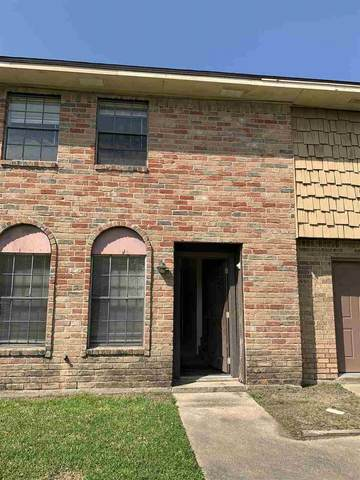 2700 16th Unit 26, Beaumont, TX 77703 (MLS #218831) :: Triangle Real Estate