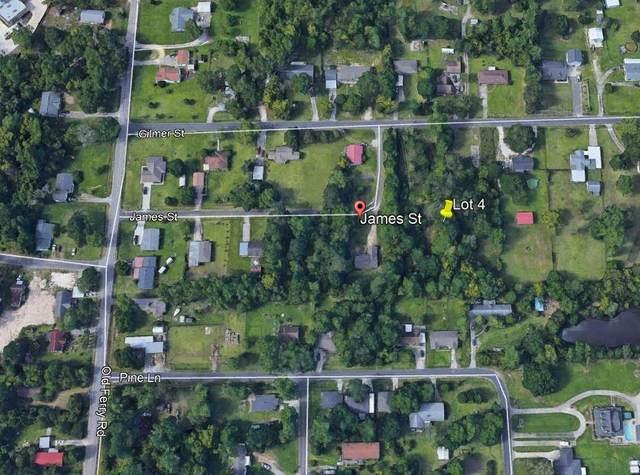 Lot 4 James St, Bridge City, TX 77611 (MLS #218846) :: TEAM Dayna Simmons