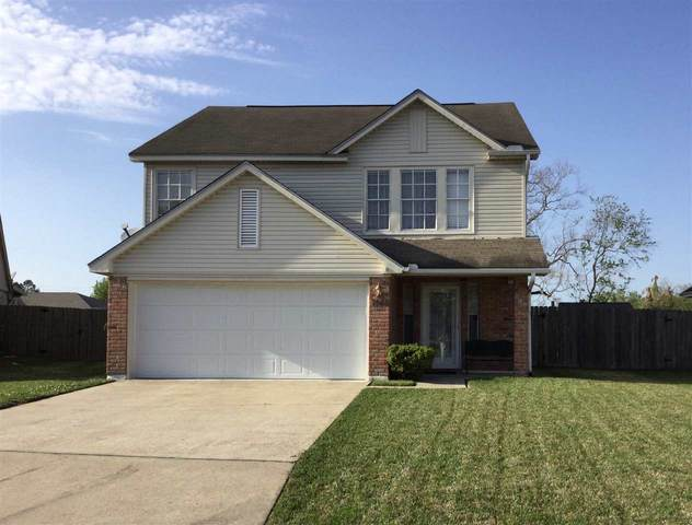 7960 Orchid Ln, Beaumont, TX 77713 (MLS #218860) :: TEAM Dayna Simmons