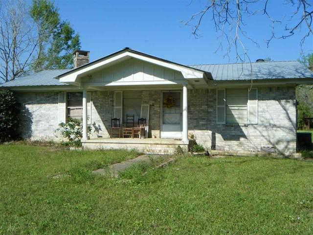 9727 Fm 252, Jasper, TX 75951 (MLS #218911) :: Triangle Real Estate