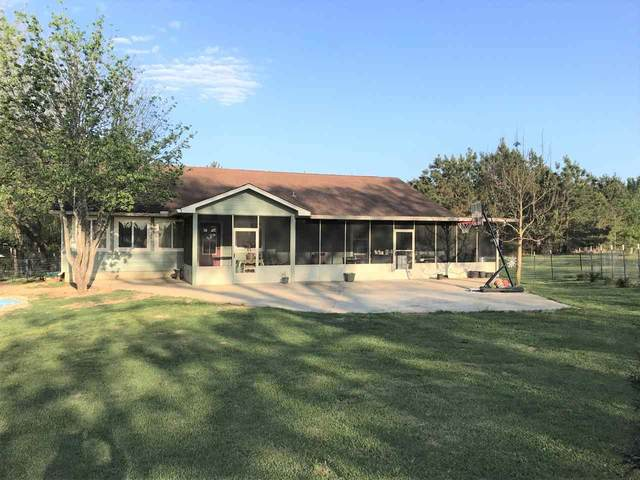 1117 Cr 4640, Fred, TX 77616 (MLS #218917) :: TEAM Dayna Simmons