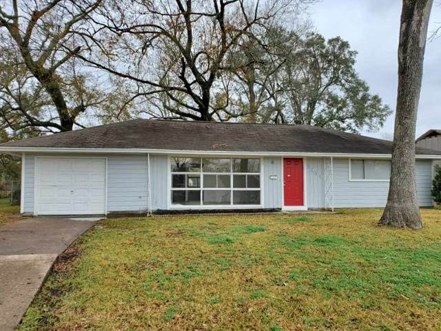 3850 Bayou Road, Beaumont, TX 77707 (MLS #218960) :: Triangle Real Estate