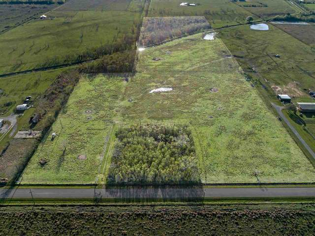 +/-18.74 Acres Wilber Rd., Hamshire, TX 77622 (MLS #218966) :: TEAM Dayna Simmons