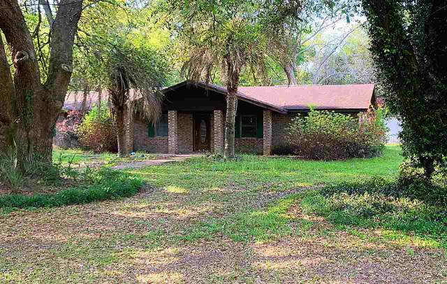 11917 Burrell Cemetery Rd, Beaumont, TX 77705 (MLS #218980) :: Triangle Real Estate