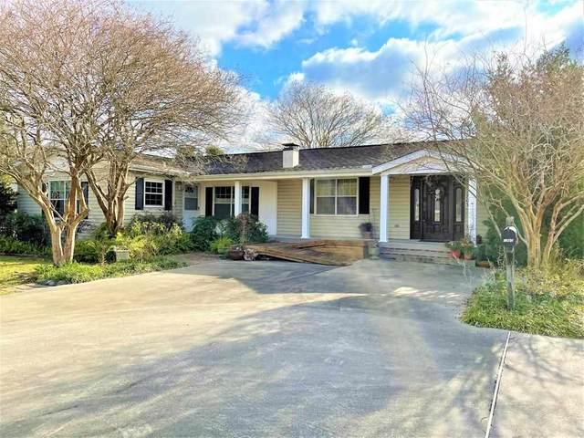 1703 Spurlock Road, Nederland, TX 77327 (MLS #218982) :: Triangle Real Estate