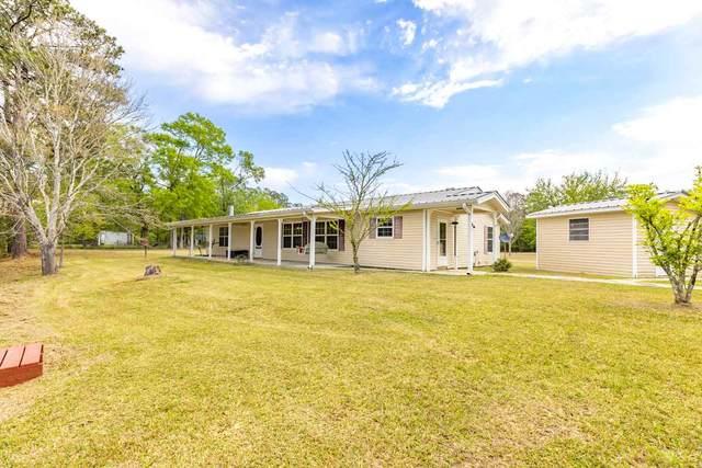 1550 Texla Rd, Vidor, TX 77662 (MLS #219001) :: TEAM Dayna Simmons