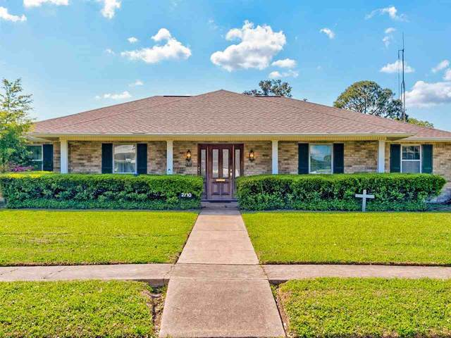 2710 Ruth Ln, Port Neches, TX 77651 (MLS #219007) :: TEAM Dayna Simmons