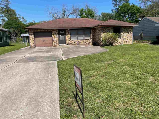 4648 Bellaire, Groves, TX 77619 (MLS #219013) :: Triangle Real Estate