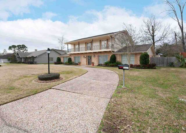 1455 Belvedere Dr, Beaumont, TX 77706 (MLS #219091) :: Triangle Real Estate