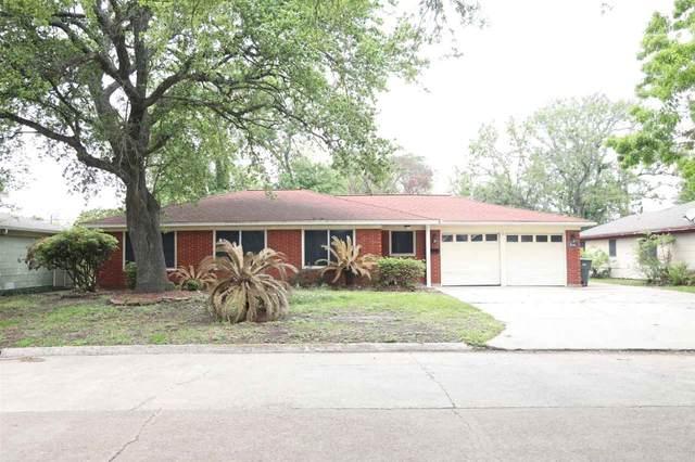 5231 Lakeside Dr, Port Arthur, TX 77642 (MLS #219103) :: Triangle Real Estate