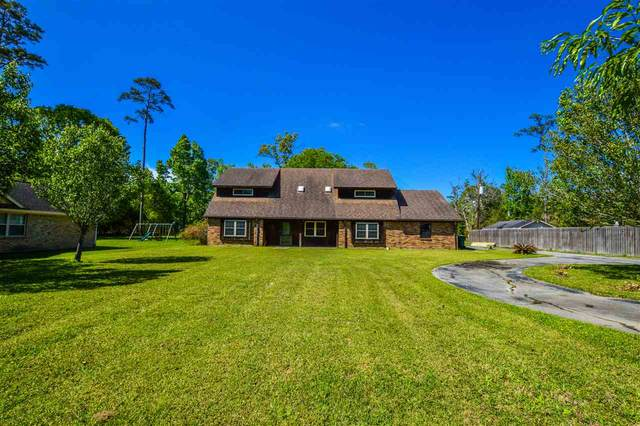 430 Pinemont Dr, Sour Lake, TX 77659 (MLS #219113) :: TEAM Dayna Simmons