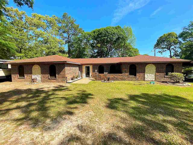 114 County Road 776, Buna, TX 77612 (MLS #219160) :: Triangle Real Estate