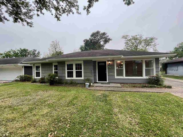 2115 13TH Ave, Port Arthur, TX 77642 (MLS #219199) :: Triangle Real Estate