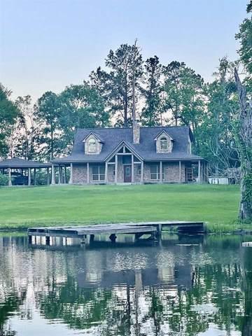 8185 Mica Circle, Orange, TX 77630 (MLS #219224) :: Triangle Real Estate