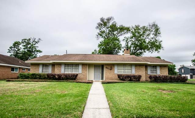 6510 Daisy Dr, Beaumont, TX 77706 (MLS #219282) :: TEAM Dayna Simmons