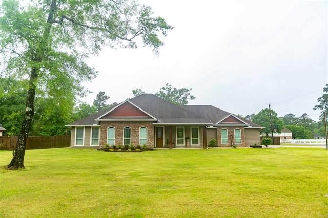 109 Pine Lake, Sour Lake, TX 77659 (MLS #219296) :: TEAM Dayna Simmons