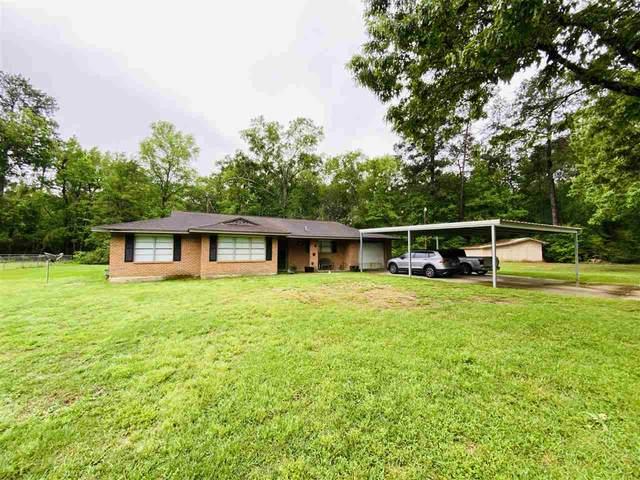 599 County Road 841, Buna, TX 77612 (MLS #219302) :: TEAM Dayna Simmons