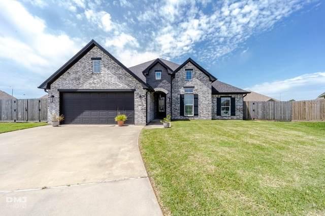 2505 Prairie Knoll Ct, Port Arthur, TX 77640 (MLS #219330) :: TEAM Dayna Simmons