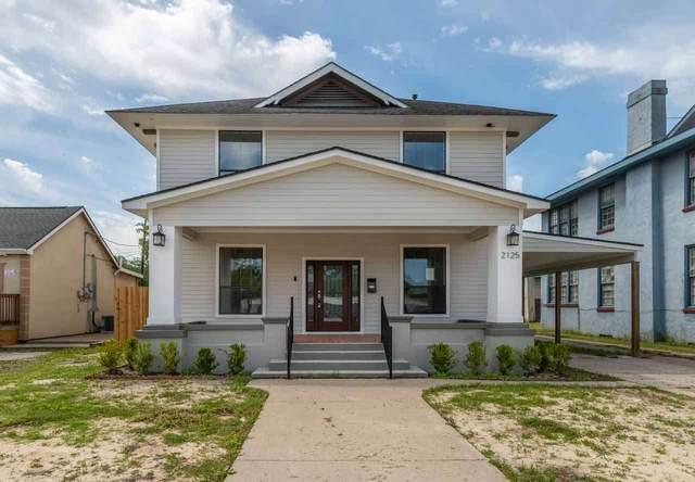 2125 Calder Ave., Beaumont, TX 77701 (MLS #219414) :: TEAM Dayna Simmons