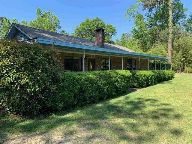 7706 Mcinnis Rd, Silsbee, TX 77656 (MLS #219433) :: Triangle Real Estate