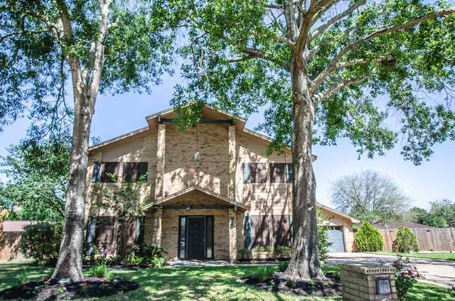 950 Shakespeare Dr, Beaumont, TX 77706 (MLS #219488) :: TEAM Dayna Simmons