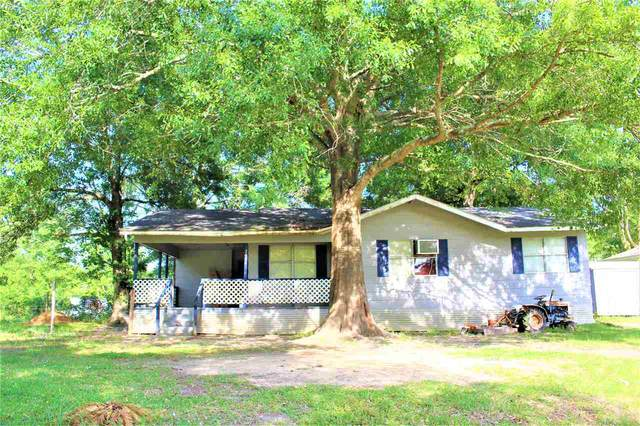 2018 Alexander Rd., Silsbee, TX 77656 (MLS #219534) :: Triangle Real Estate