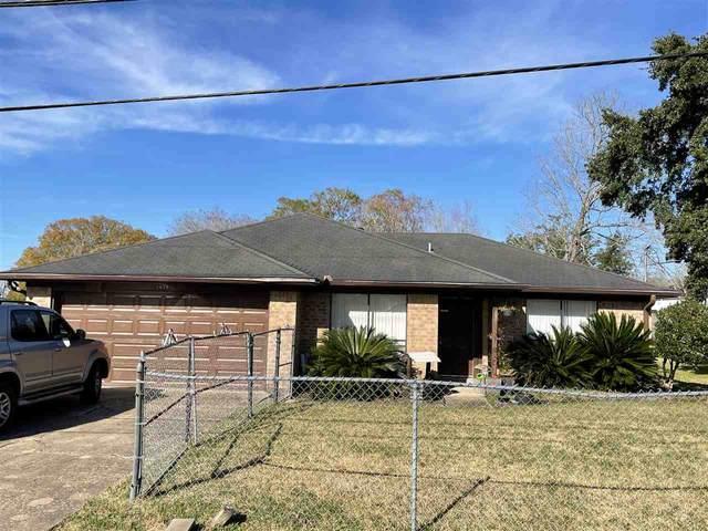 7870 Tolivar Rd, Beaumont, TX 77708 (MLS #219543) :: TEAM Dayna Simmons