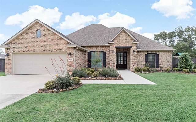 12010 Crosstimber Ln., Beaumont, TX 77705 (MLS #219618) :: TEAM Dayna Simmons