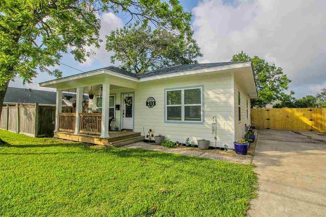 211 S 17th, Nederland, TX 77652 (MLS #219746) :: Triangle Real Estate