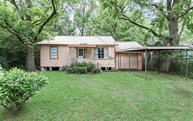 1320 Gerson St, Silsbee, TX 77656 (MLS #219751) :: Triangle Real Estate